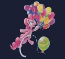 Pinkie Sky Baby Tee