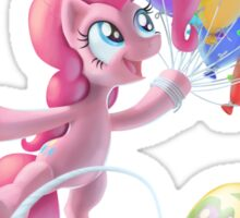 Pinkie Sky Sticker
