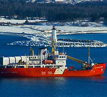 CCGS Sir William Alexander by Sandy  McClearn