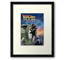 Back To LV-426 Framed Print