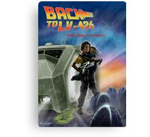 Back To LV-426 Canvas Print