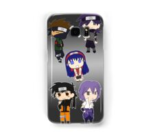 suddenly ninjas Samsung Galaxy Case/Skin