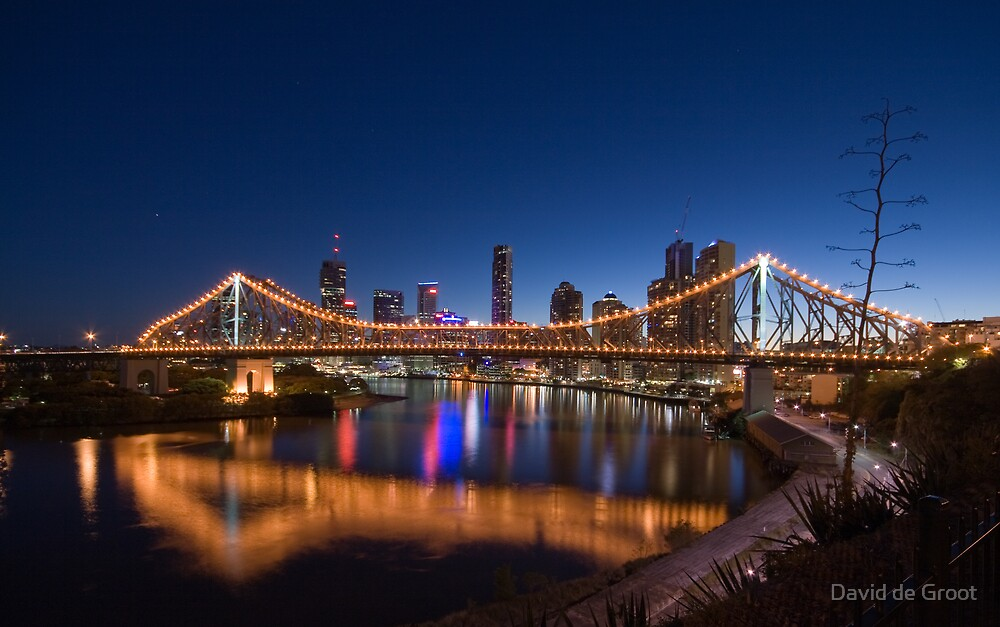 Story Bridge by David de Groot