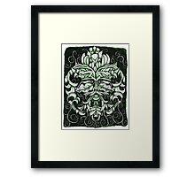 The Green Man Framed Print