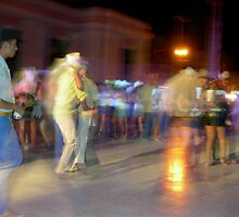 Midnight Boogie- Mexican style.  by Maheyrin