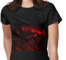 Ruby Crown Womens Fitted T-Shirt