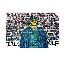 Smile (Eyedea Portrait) Photographic Print