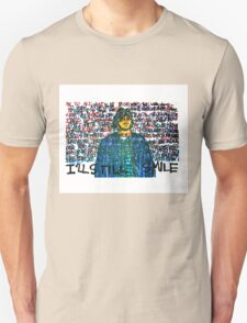 Smile (Eyedea Portrait) T-Shirt
