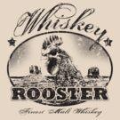Rooster Whiskey - True Grit by robotrobotROBOT