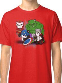 The PandAvengers Classic T-Shirt