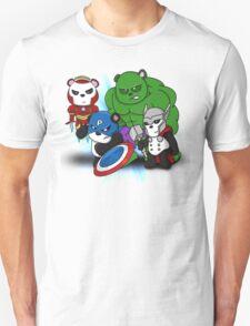 The PandAvengers Unisex T-Shirt