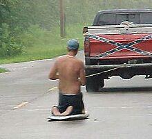 How Rednecks Surf by Littlewing