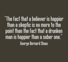 George Bernard Shaw by millytant