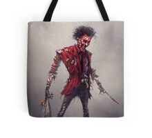 The Face Carver Tote Bag