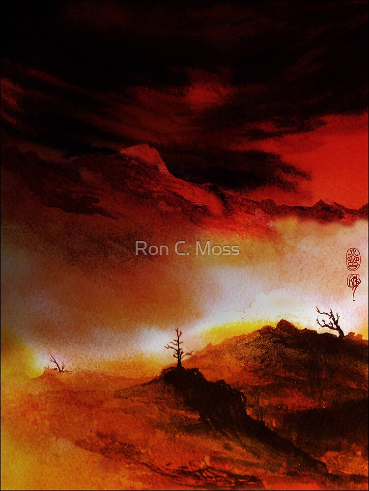 Ember Sky by Ron C. Moss