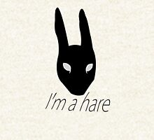 I'm a hare (in black) Hoodie