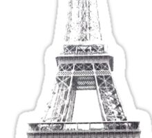 Eiffel tower  Sticker