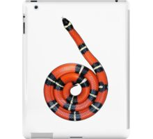 Sinaloan Milk Snake iPad Case/Skin