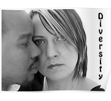 Diverse Nation Poster