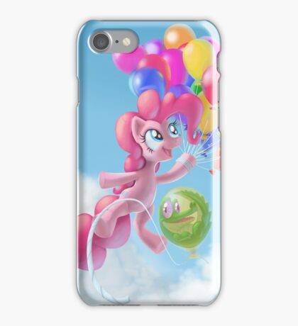 Pinkie Sky iPhone Case/Skin