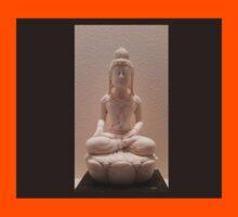 Buddha Woman  Kids Tee