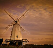 .. WINDMILL .. by JEZ22
