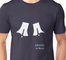 'SPATS' - the musical Unisex T-Shirt