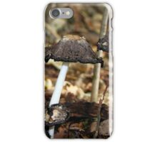 Shaggy Ink Cap iPhone Case/Skin