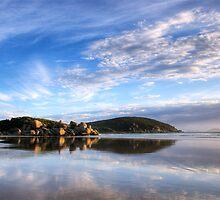 Whiskey Bay Beach by Geoffrey Chang