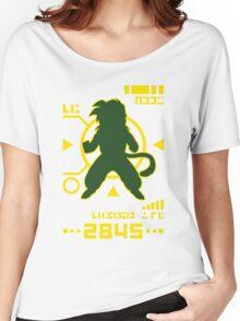 DBZ - Saiyan Power Over 2800 Women's Relaxed Fit T-Shirt