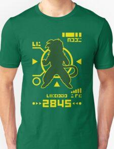 DBZ - Saiyan Power Over 2800 Unisex T-Shirt