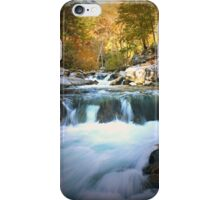 Over the Rocks iPhone Case/Skin