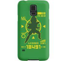 DBZ - Saiyan Power Over 18000 Samsung Galaxy Case/Skin