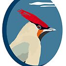 waxwing by popdesign