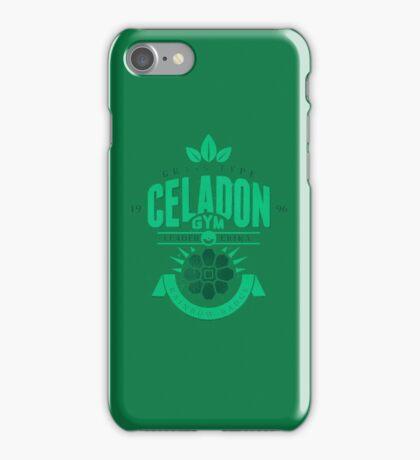 Celadon Gym iPhone Case/Skin