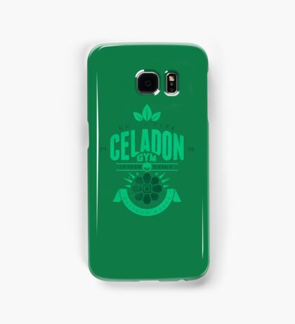 Celadon Gym Samsung Galaxy Case/Skin