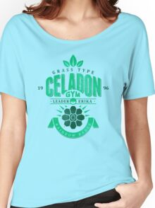 Celadon Gym Women's Relaxed Fit T-Shirt