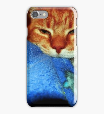 Leo's Blankie iPhone Case/Skin