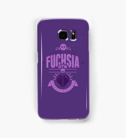 Fuchsia Gym Samsung Galaxy Case/Skin