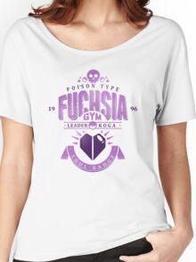 Fuchsia Gym Women's Relaxed Fit T-Shirt