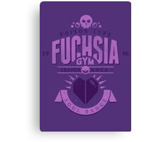 Fuchsia Gym Canvas Print