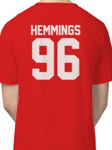 #LUKEHEMMINGS, 5 Seconds of Summer  Classic T-Shirt