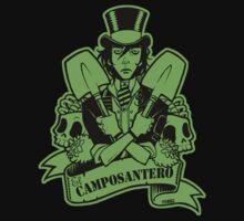 EL CAMP0SANTER0 T-Shirt