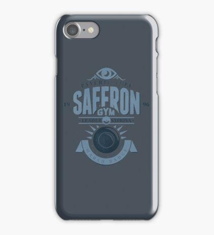 Saffron Gym iPhone Case/Skin
