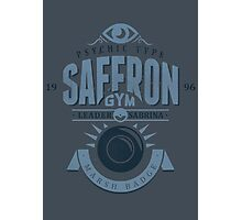 Saffron Gym Photographic Print