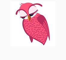 Cute single cartoon owl Unisex T-Shirt