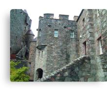 Eilean Donan Castle IV Canvas Print