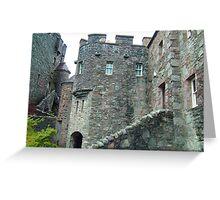 Eilean Donan Castle IV Greeting Card