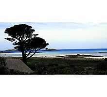 View from the Seven Stones St. Martins Photographic Print
