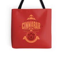 Cinnabar Gym Tote Bag